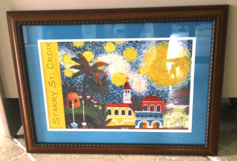 Starry St. Croix by Laurie Ingersoll