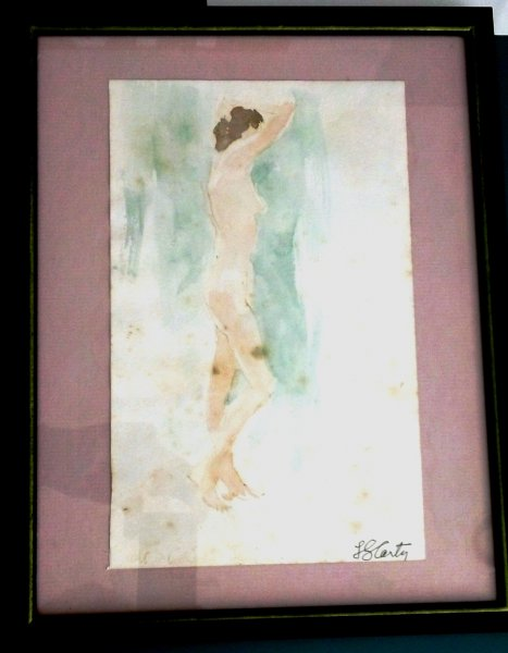 Leo Carty Watercolor - Set