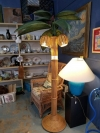 Designer Palm Lamp by Mario Lopez Torres