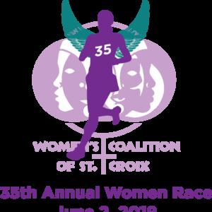Women Race 35 Logo