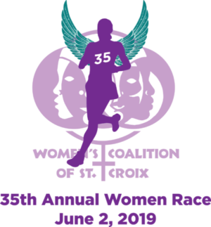 Women Race 35 Logo