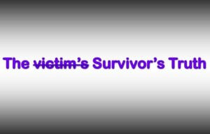 Survivor's Truth Essay Title