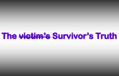 Survivor's Truth Essay Title